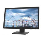 Lenovo ThinkVision E22-20 21.5in IPS HDMI+VGA+DP +Speakers 3Y