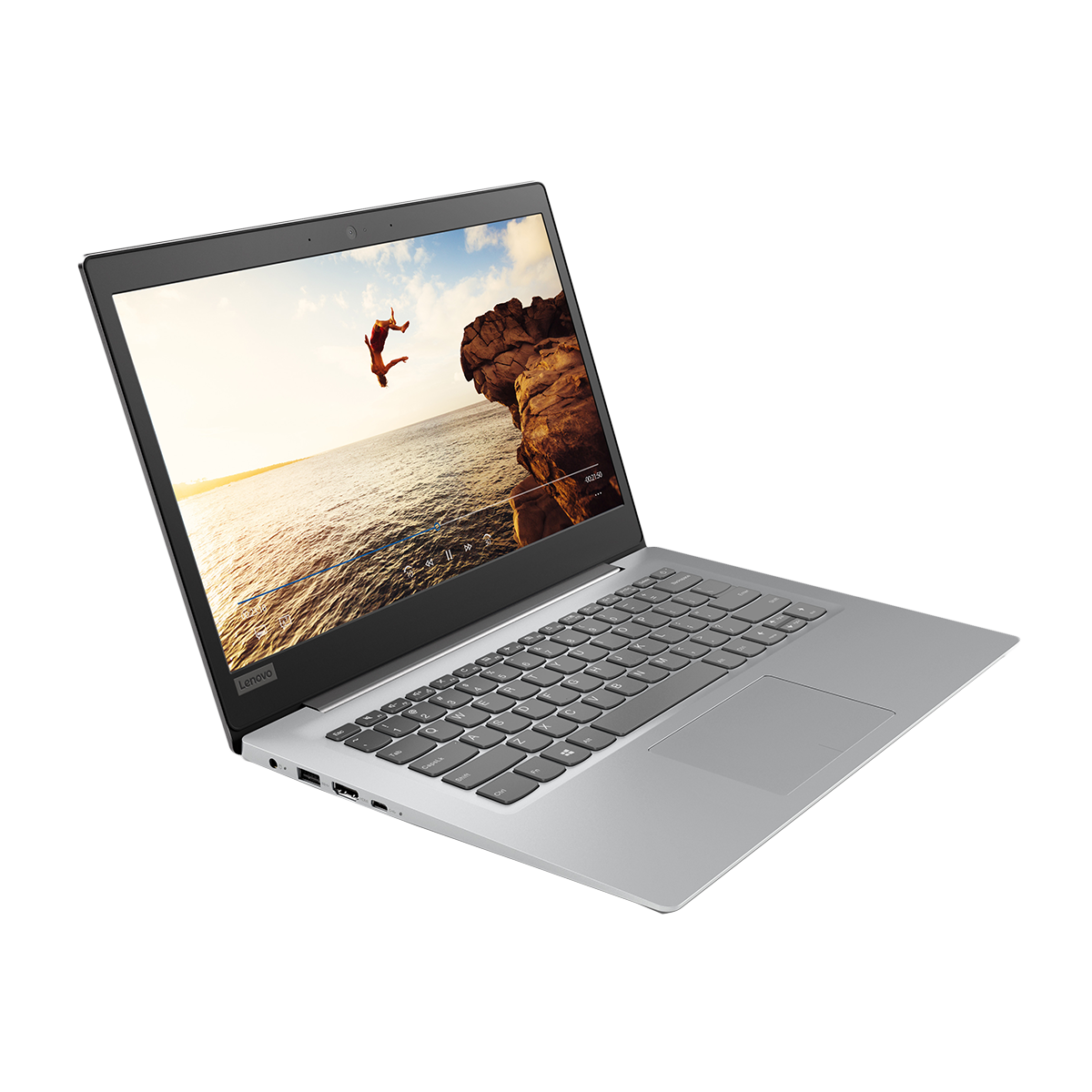 Lenovo IdeaPad 120s-14*Style 4GB/64GB W10 MineralGrey [Outlet]