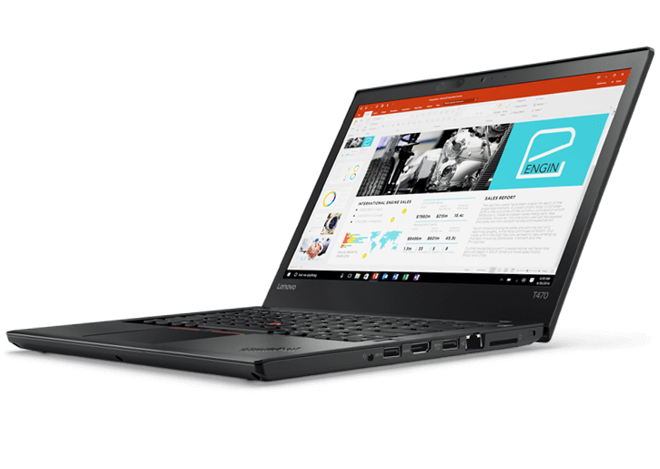 ThinkPad T470 14 FullHD i7(7G) 8GB/SSD256 W10PRO [Outlet] 3YOnsite