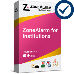 Antivirus ZoneAlarm Extreme Security for Institutions 1 Device, 2 Years [ Voucher ]