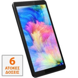 Lenovo TAB M7 QuadCore IPS 16GB Black (GR)